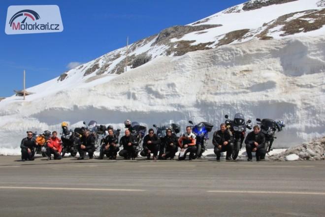 Budweisers na inspekční cestě aneb Jarní putování v Alpách