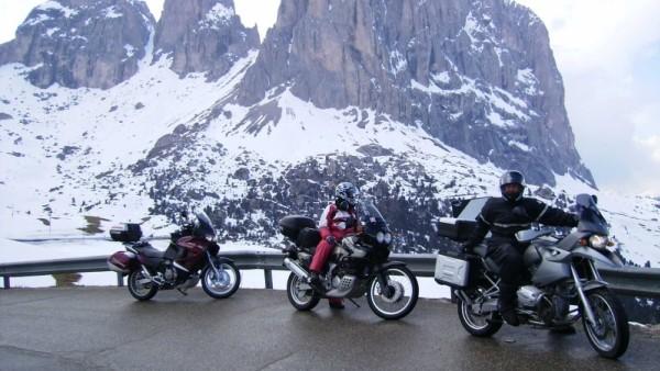 Jarní dávka adrenalinu v Alpách II